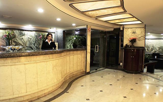 Hotel Century Zona Rosa, atención personalizada desde el inicio de su estancia