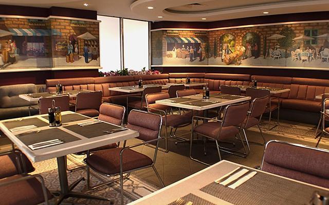 Hotel Century Zona Rosa, escenario perfecto para disfrutar de los alimentos