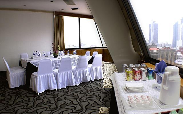 Hotel Century Zona Rosa, servicio de calidad para tu evento