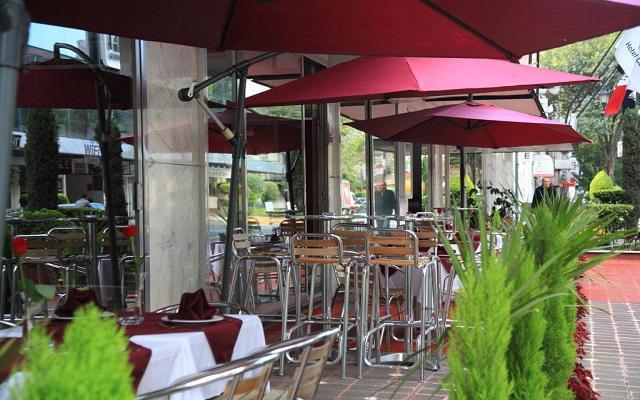 Hotel Century Zona Rosa, ambientes acogedores