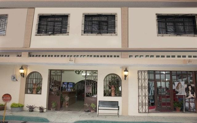 Hotel Cervantino en Tapachula