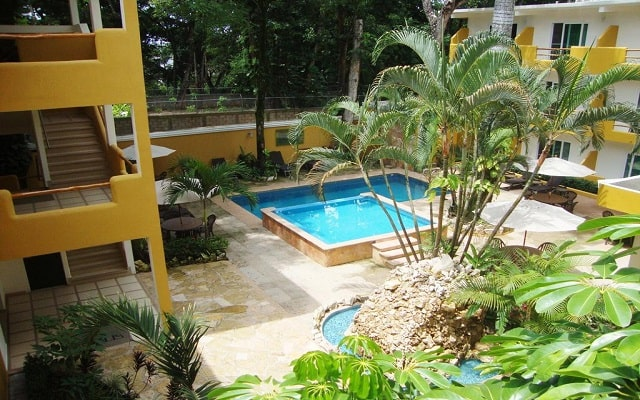 Hotel Chablis Palenque en Palenque