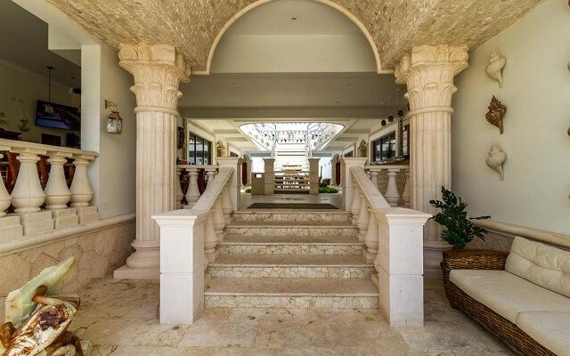 Hotel Cielo Maya, servicio de calidad