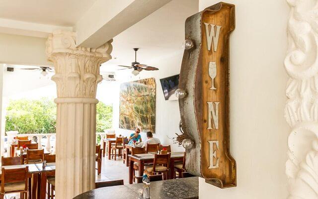 Hotel Cielo Maya, escenario ideal para tus alimentos