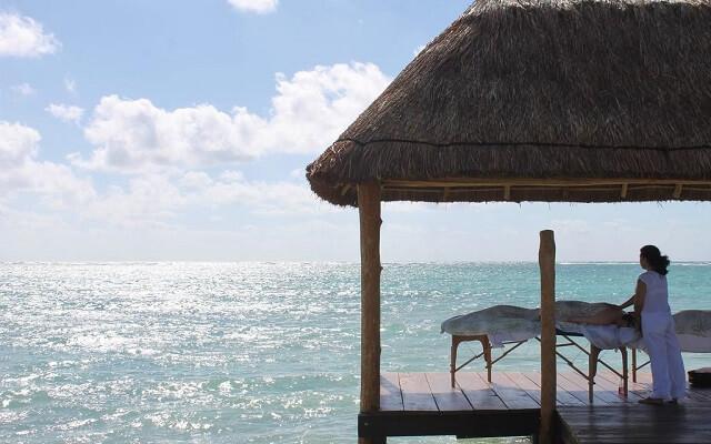 Hotel Cielo Maya, permite que te consientan con un masaje