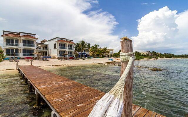 Hotel Cielo Maya, relájate en la playa