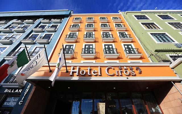 Hotel Ciros en Pachuca