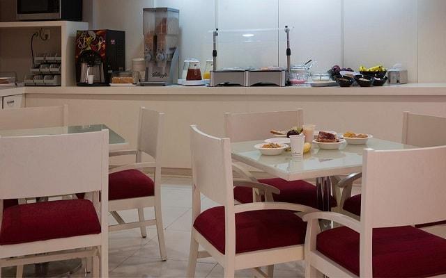 Hotel City Express Buenavista, escenario ideal para comenzar el día