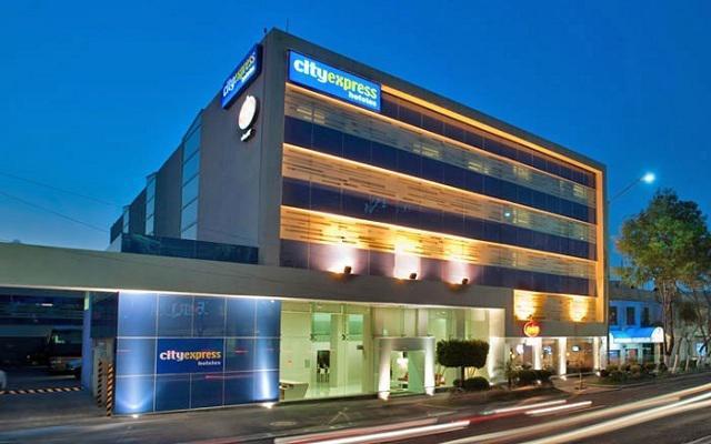 Hotel City Express Buenavista en Insurgentes Norte