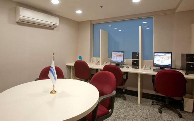 Hotel City Express Buenavista, centro de negocios