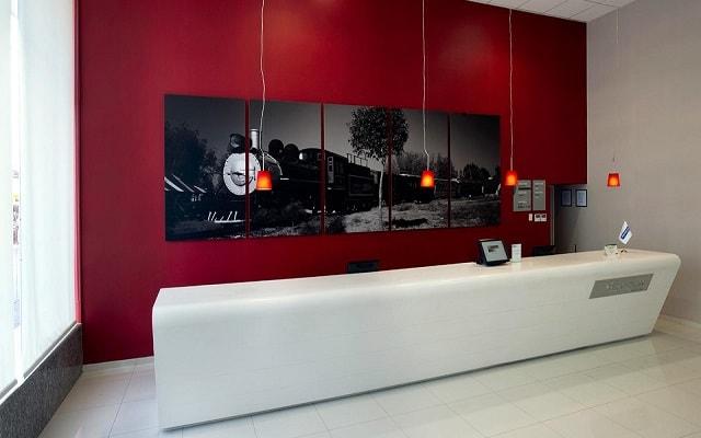 Hotel City Express Buenavista, atención personalizada desde el inicio de tu estancia