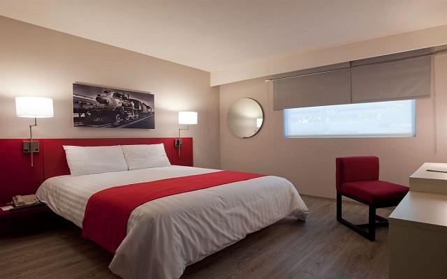 Hotel City Express Buenavista, habitaciones confortables y bien equipadas