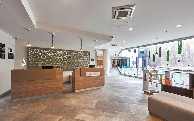 Hotel City Express Ciudad de México Aeropuerto, atención personalizada desde el primer día de tu estancia