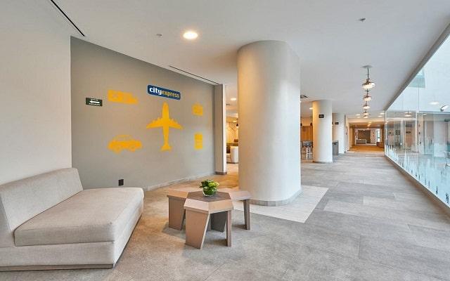 Hotel City Express Ciudad de México Aeropuerto, diseño en cada sitio