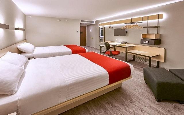 Hotel City Express Ciudad de México Aeropuerto, espacios diseñados para tu descanso