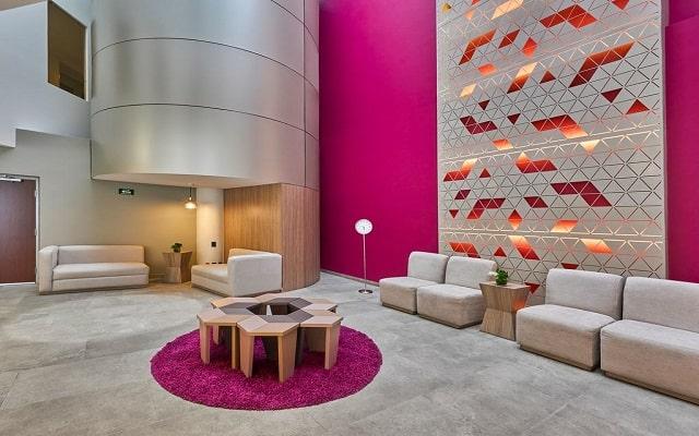 Hotel City Express Ciudad de México Aeropuerto, limpias y acogedoras habitaciones