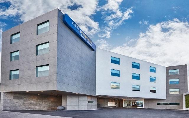 Hotel City Express Ciudad de Mexico Aeropuerto en Aeropuerto