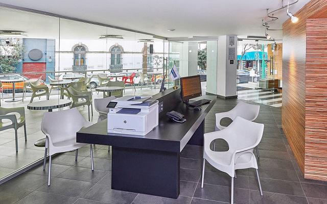 Hotel City Express Ciudad de México Alameda, centro de negocios