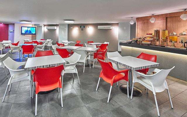 Hotel City Express Ciudad de México Alameda, escenario ideal para tu desayuno