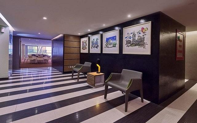 Hotel City Express Ciudad de México Alameda, cómodas instalaciones