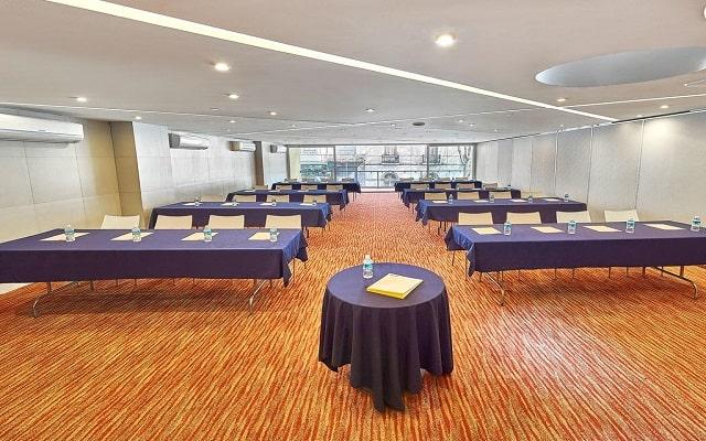 Hotel City Express Ciudad de México Alameda, tu evento como lo imaginaste