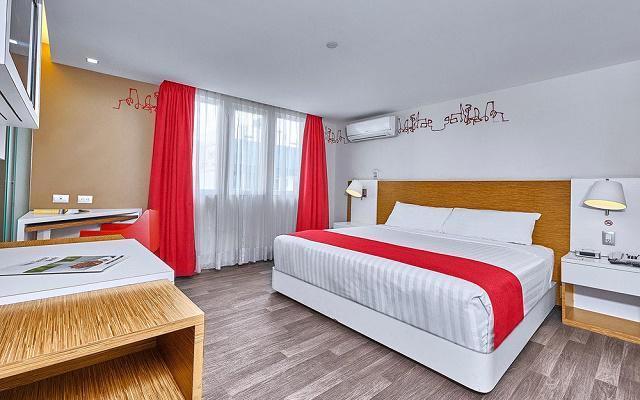 Hotel City Express Ciudad de México Alameda, espacios diseñados para tu descanso
