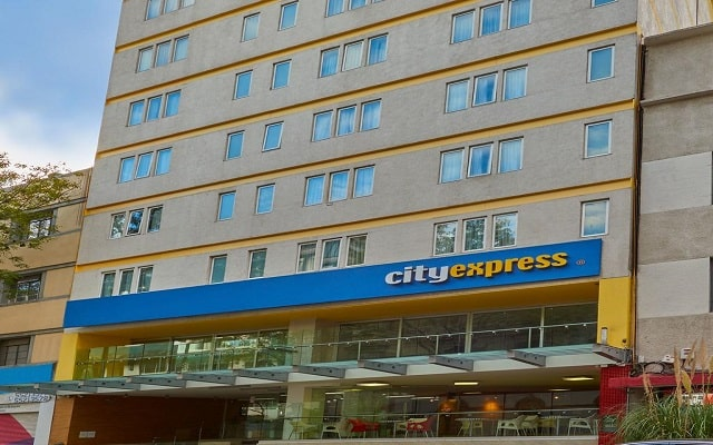 Hotel City Express Ciudad de México Alameda, buena ubicación