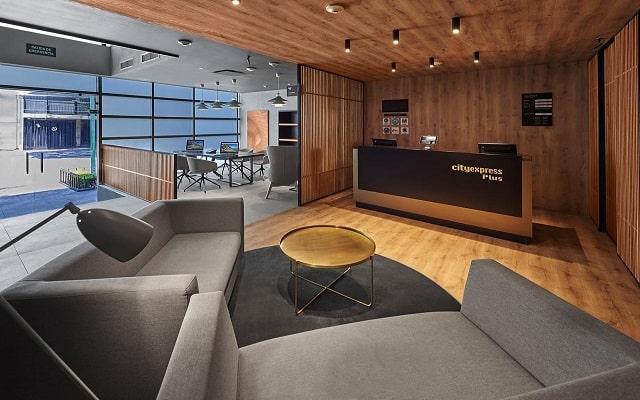 Hotel City Express EBC Reforma, atención personalizada las 24 horas