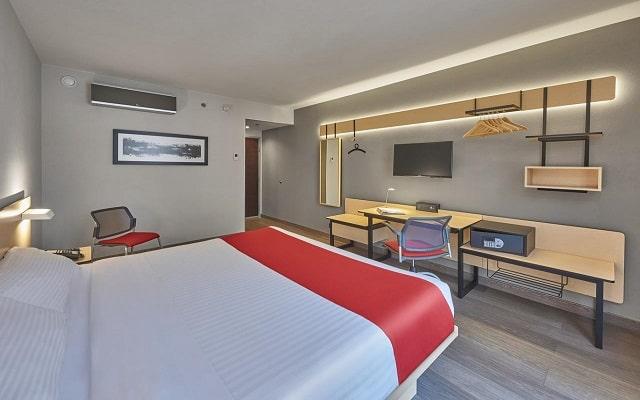 Hotel City Express EBC Reforma, espacios diseñados para tu confort