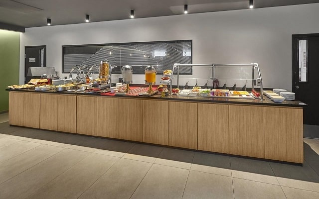 Hotel City Express EBC Reforma, deleita tu paladar con la variedad de comidas que ofrece