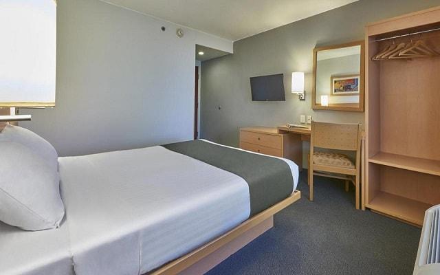 Hotel City Express Hermosillo, habitaciones con todas las amenidades