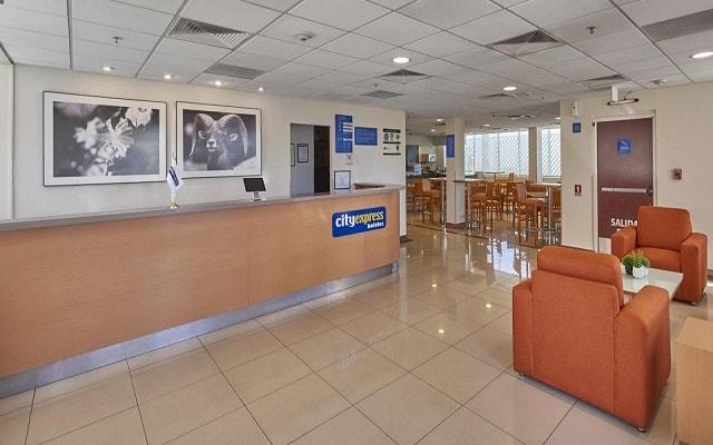Hotel City Express Hermosillo, atención personalizada desde el inicio de su estancia
