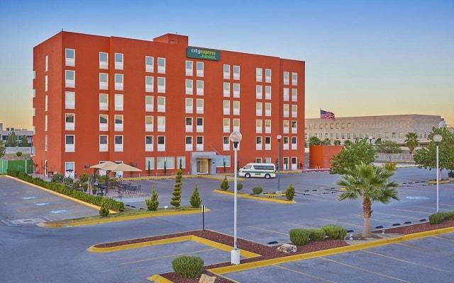 Hotel City Express Junior Juárez Consulado en Ciudad Juárez Ciudad