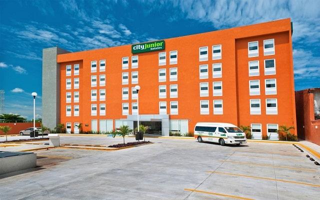 Hotel City Express Junior Veracruz Aeropuerto en Veracruz Aeropuerto