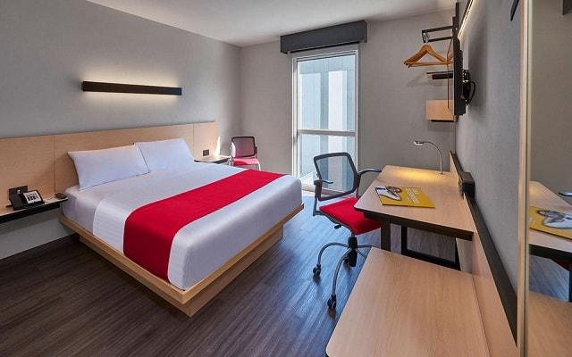 Hotel City Express La Raza, espacios pensados para tu descanso