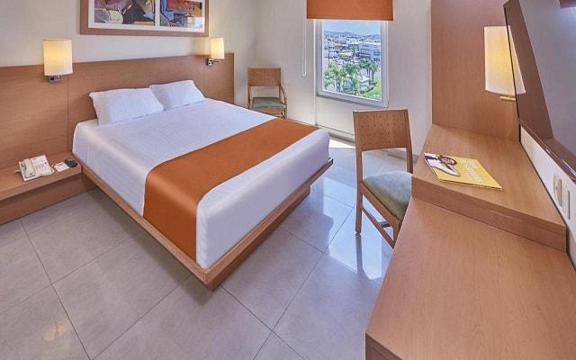 Hotel City Express Mazatlán, espacios diseñados para tu descanso