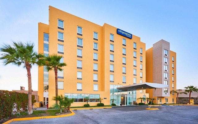 Hotel City Express Mexicali en Mexicali Ciudad