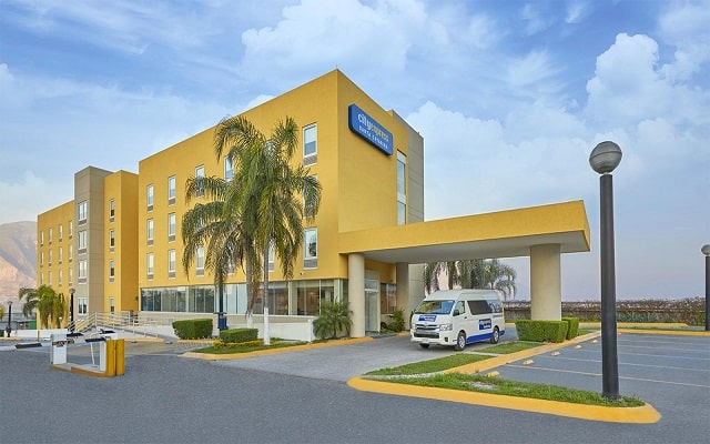 Hotel City Express Monterrey Santa Catarina