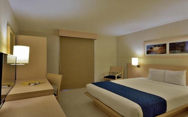 Hotel City Express Playa del Carmen, espacios diseñados para tu descanso