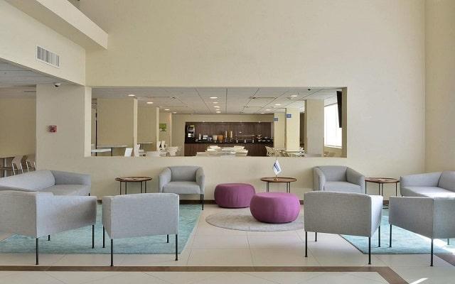 Hotel City Express Playa del Carmen, lobby