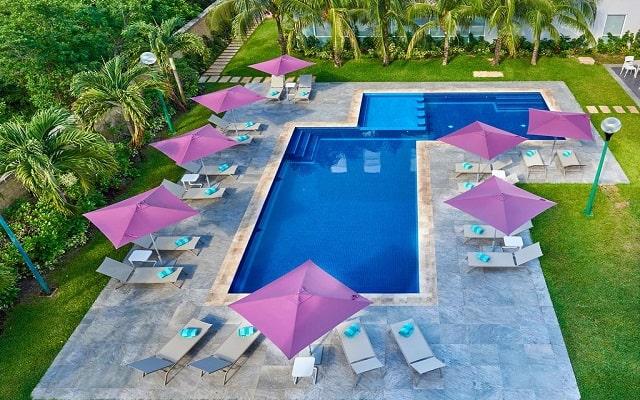 Hotel City Express Playa del Carmen, hermosa vista