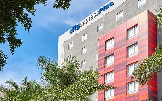 Hotel City Express Plus Guadalajara Expo en Guadalajara Ciudad