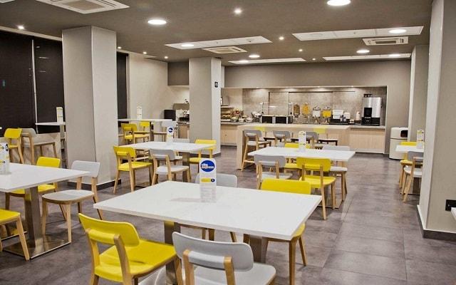 Hotel City Express Plus Guadalajara Palomar, escenario ideal para tus alimentos