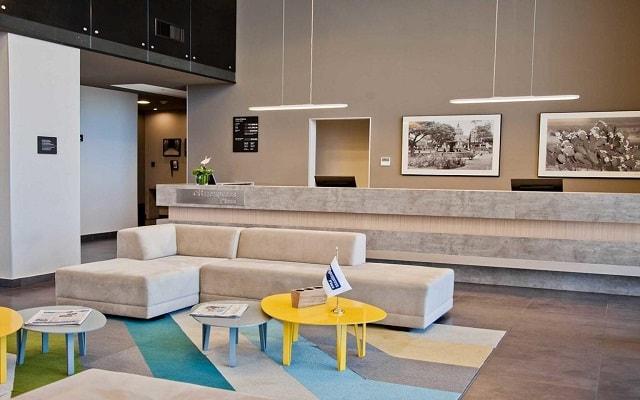 Hotel City Express Plus Guadalajara Palomar, atención personalizada desde el inicio de tu estancia