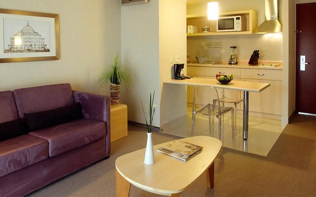 Hotel City Express Plus Reforma El Ángel, ambientes únicos