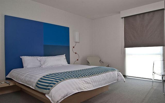 Hotel City Express Plus Reforma El Ángel, habitaciones bien equipadas