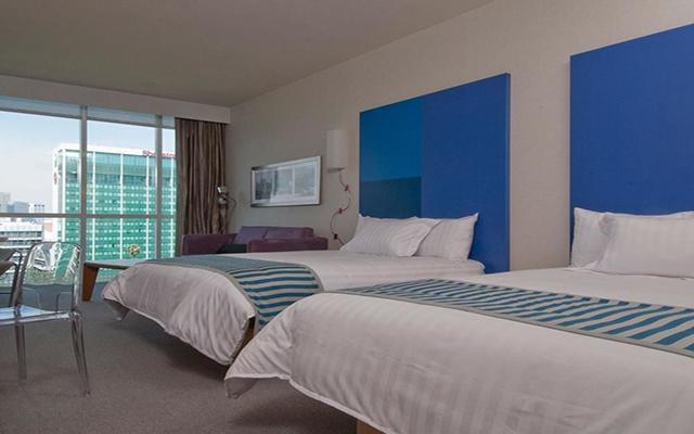 Hotel City Express Plus Reforma El Ángel, cómodas habitaciones