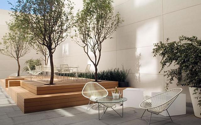 Hotel City Express Plus Reforma El Ángel, ambientes fascinantes
