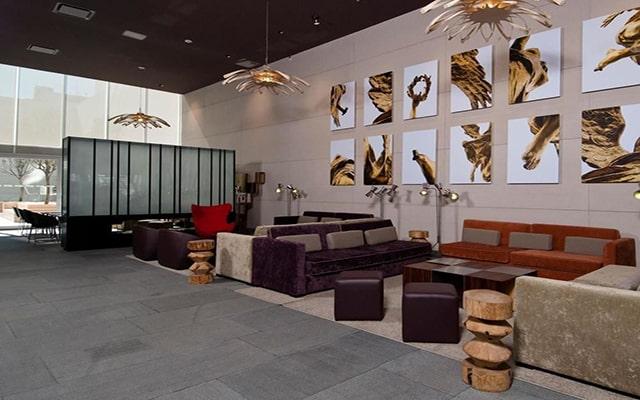 Hotel City Express Plus Reforma El Ángel, Lobby