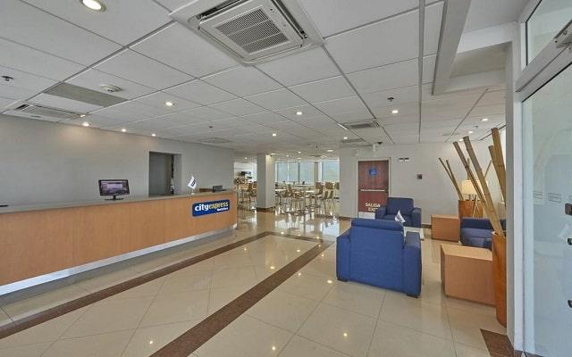 Hotel City Express Reynosa, atención personalizada desde el inicio de tu estancia